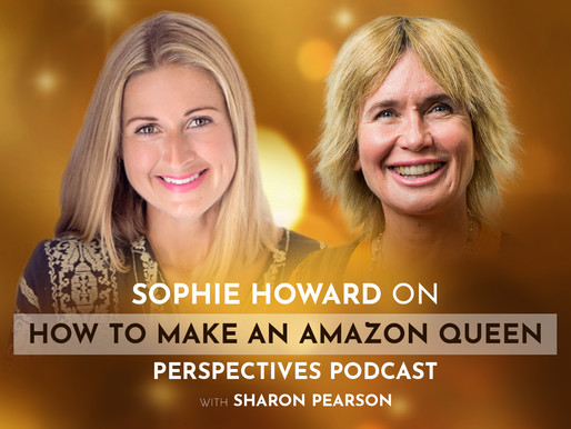 The Making of an Amazon Queen - Sophie Howard