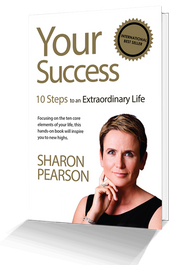 Your Success book by Sharon Pearson