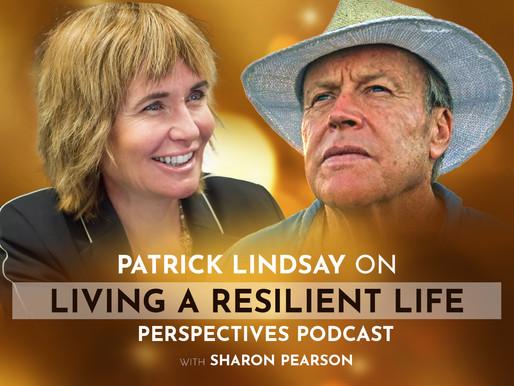 A Conversation with an Australian Literary Hero – Patrick Lindsay