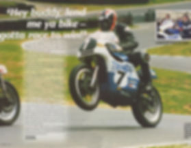 Cal Rayborn 3D Motorcycles