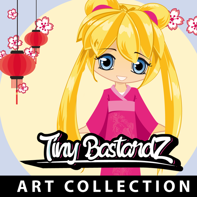 Tiny Bastardz Art Collection Promo Video