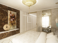 Glamorous open-plan apartment remodel | by CADFACE