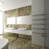 Minimalist villa with luxury bathrooms | by CADFACE