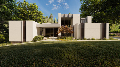 Suburban home renovation | by CADFACE