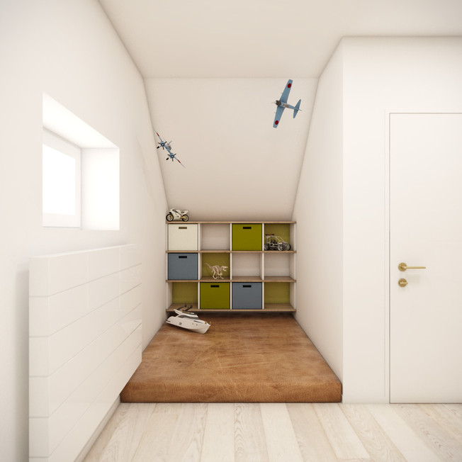 Home office & play-room   by CADFACE