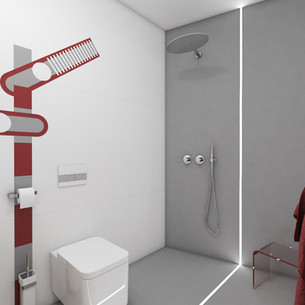 Detská kúpeľňa | design CADFACE