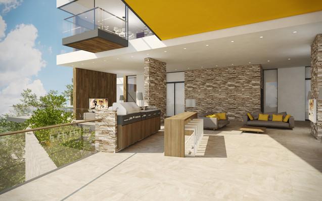 Exteriérové terasy | design CADFACE