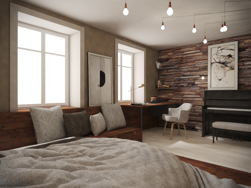 Izba pre dievča | design CADFACE