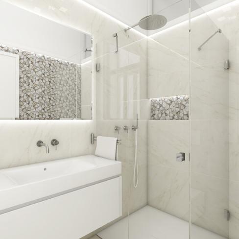 Luxury apartment - en-suite bathroom | by CADFACE