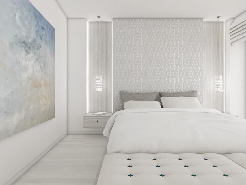 Spálňa rodičov | design CADFACE