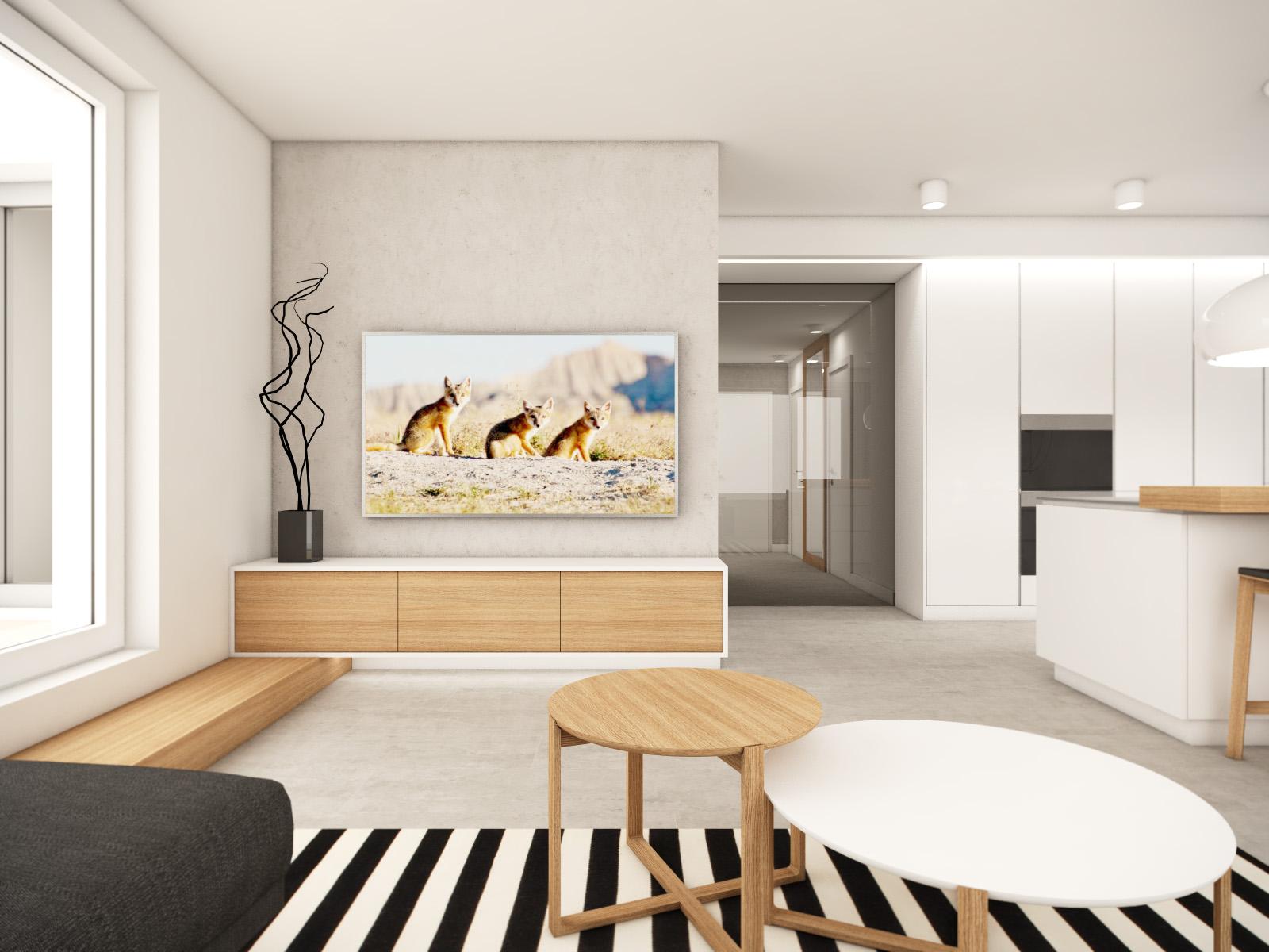 Štartovací byt | design CADFACE