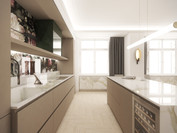 High-end apartment in a heritage building   BY CADFACE