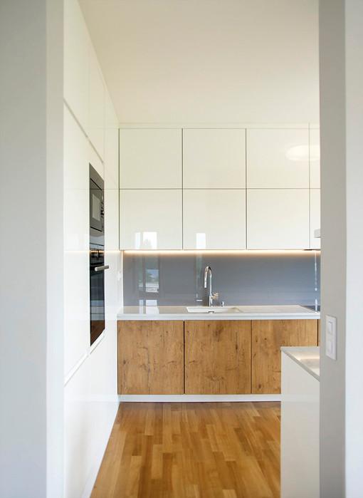 Mezonetový byt s výhľadom na rieku | design CADFACE