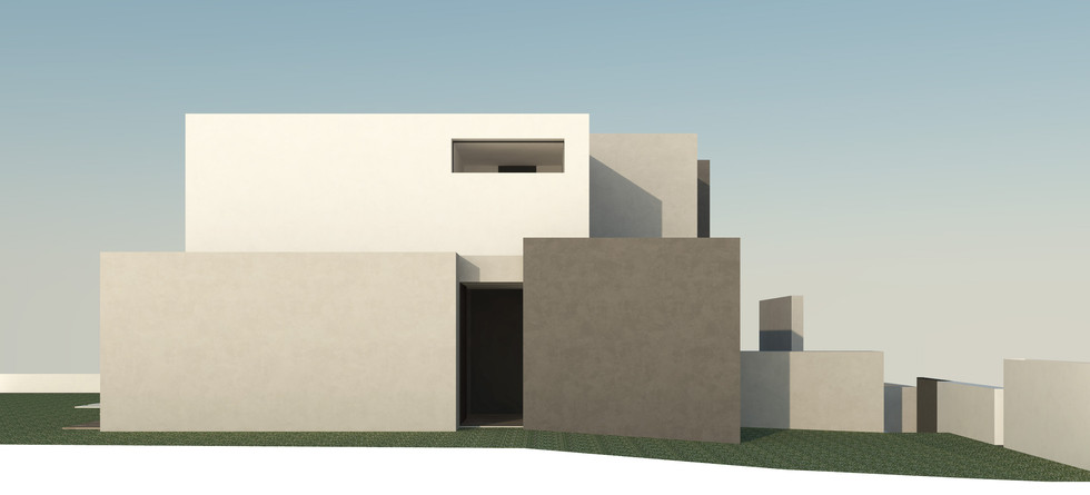 House facade   by CADFACE