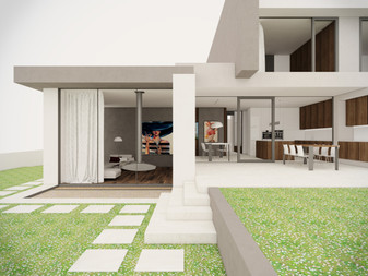 Custom home for a modern family | by CADFACE