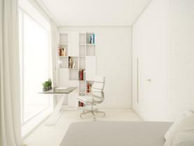 Hosťovská spálňa   design CADFACE