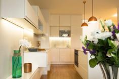 Kúzelný apartmán s výhľadom na rieku | design CADFACE