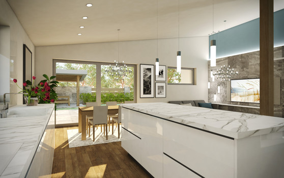 Custom home for a modern family   by CADFACE