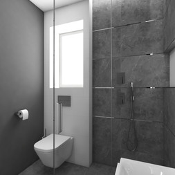 Guest house - bathroom | by CADFACE