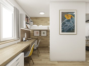 Double apartment for a large family   BY CADFACE