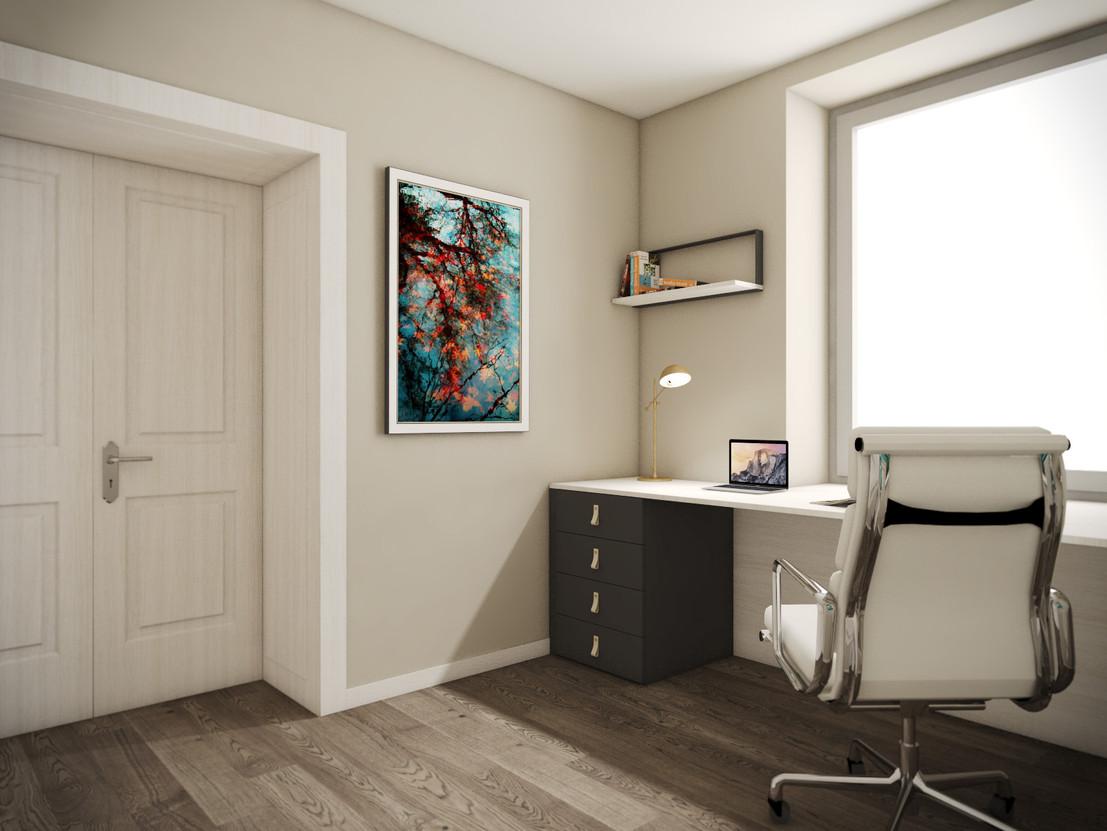 Pracovňa | design CADFACE