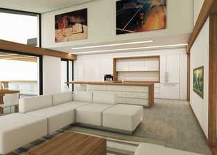 Custom home in a garden town   by CADFACE