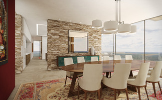 Formal dining room   by CADFACE