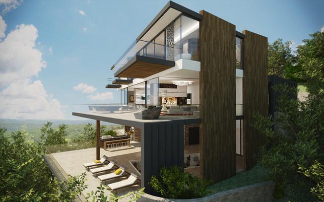 Východné terasy | design CADFACE