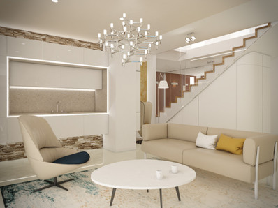 Suburban villa complete remodel   by CADFACE