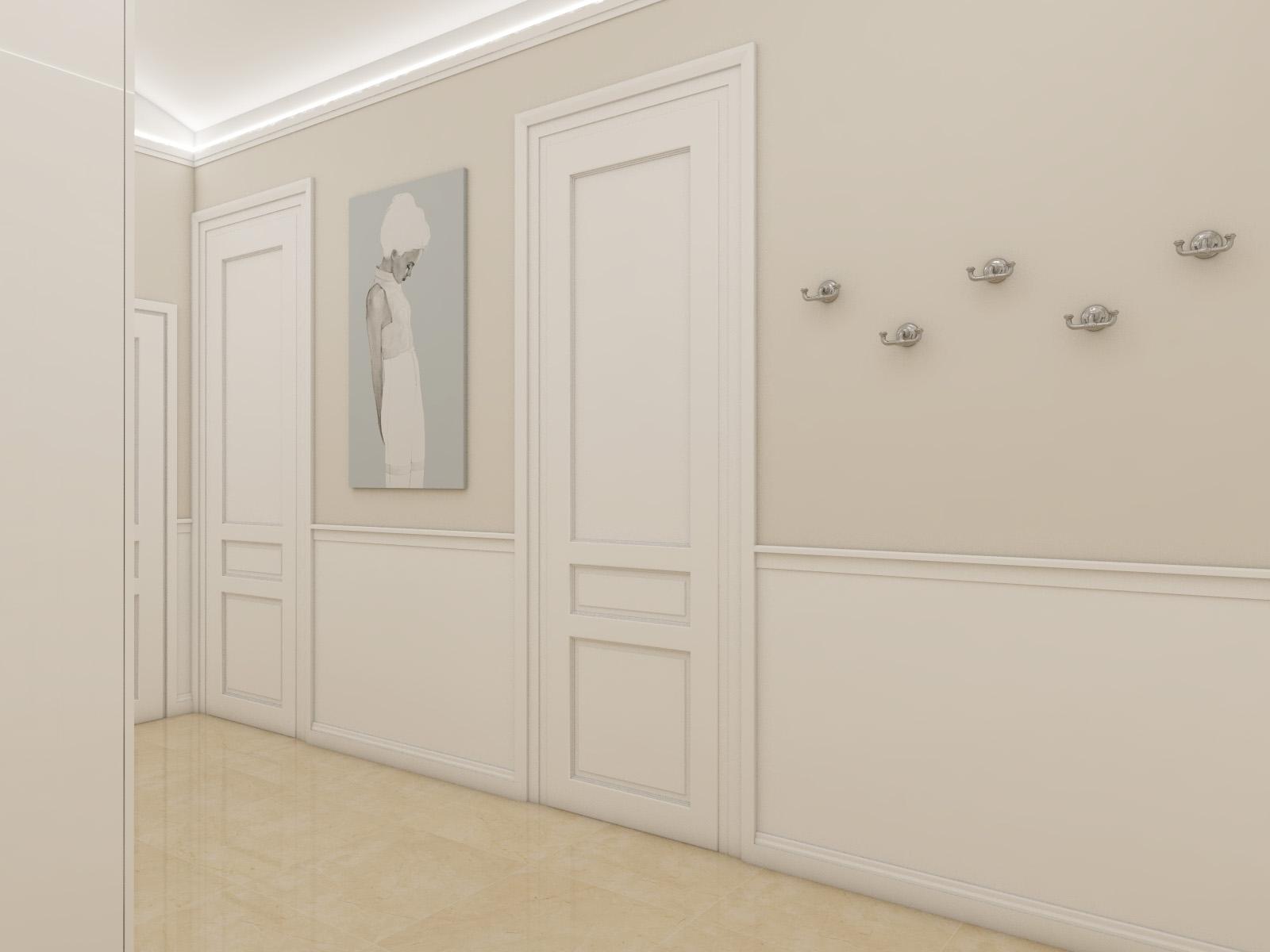 Luxusný apartmán | design CADFACE