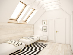 Romantic attic remodel | by CADFACE