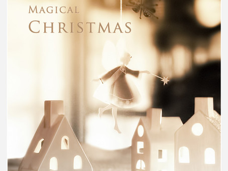 Have yourselves a magical Christmas!