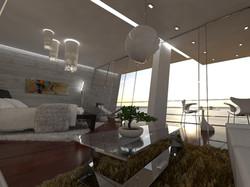 Luxusný apartmán   design CADFACE