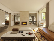 Eclectic home renovation | by CADFACE