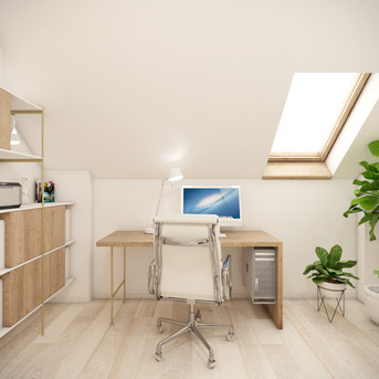 Home office & play-room | by CADFACE