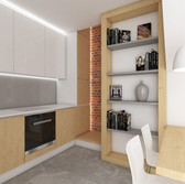 Guest house - kitchen | by CADFACE