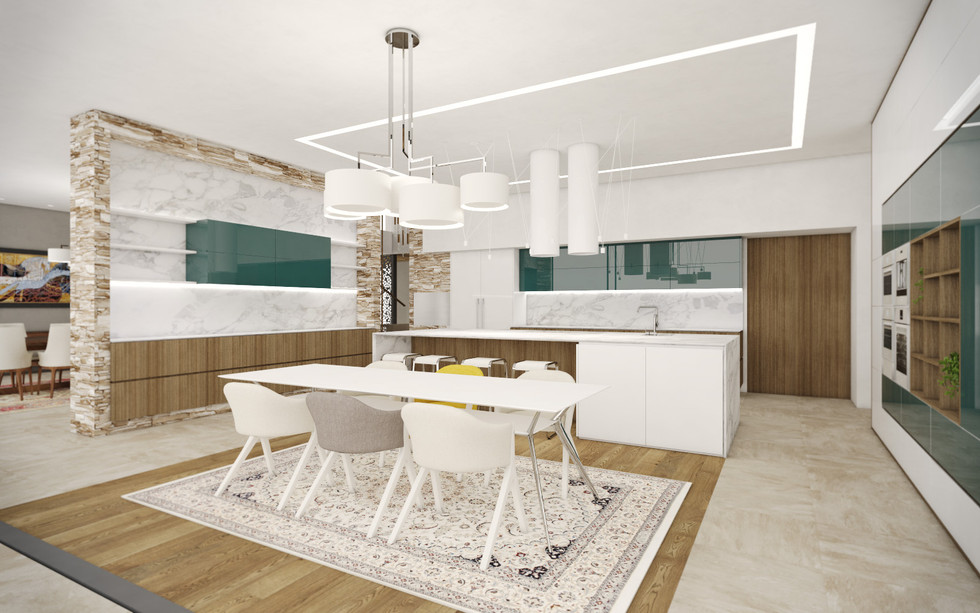 Kitchen & dining   by CADFACE