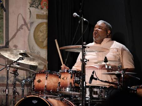 Do Martina zavítal svetoznámy americký bubeník Poogie Bell!