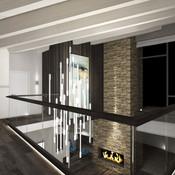 Hlavné schodisko | design CADFACE
