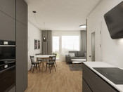 Tiny starter apartment remodel | by CADFACE