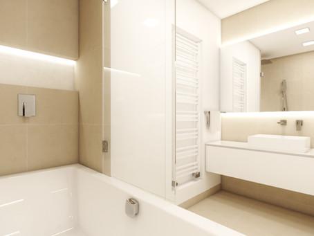 Ako zväčšiť malú kúpeľňu?