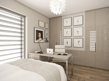 Beautiful master suite   by CADFACE