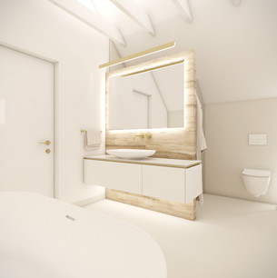 Guest suite bathroom | by CADFACE