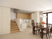 Kitchen & dining area | by CADFACE