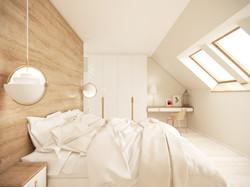 Hlavná spáľňa | design CADFACE