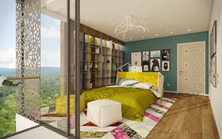Kid's bedroom   by CADFACE