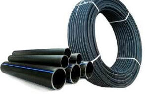 HDPE-pipe труба НВД