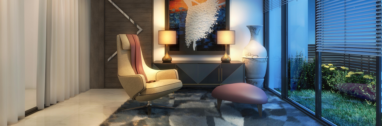 Sky Villa Model Flat Interior