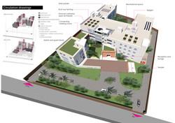 Metacube Office campus