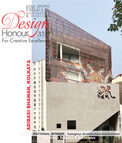 Glitz Architecture and Interiors Design Honour Awards 2020 for Creative Excellence